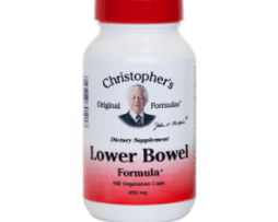 Lower Bowel