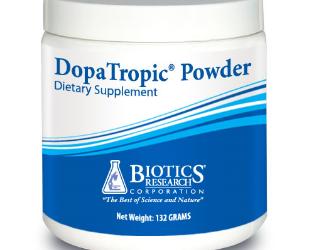 Dopatropic powder