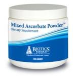 Mixed ascorbates